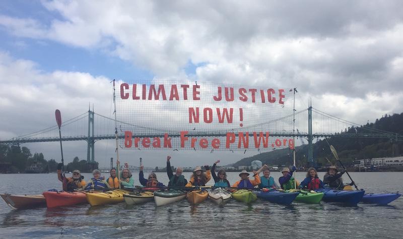Image result for kayaktivists portland