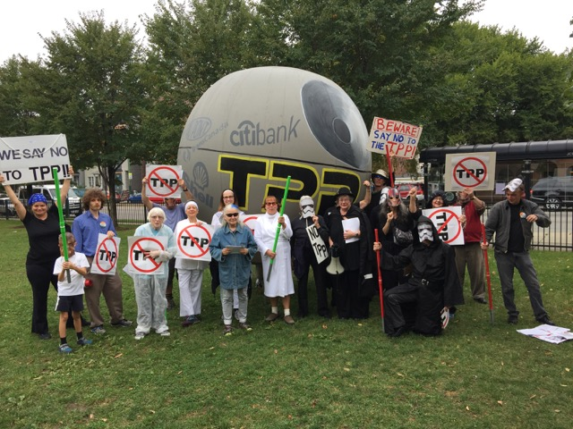 TPP DeathStar in Chicago