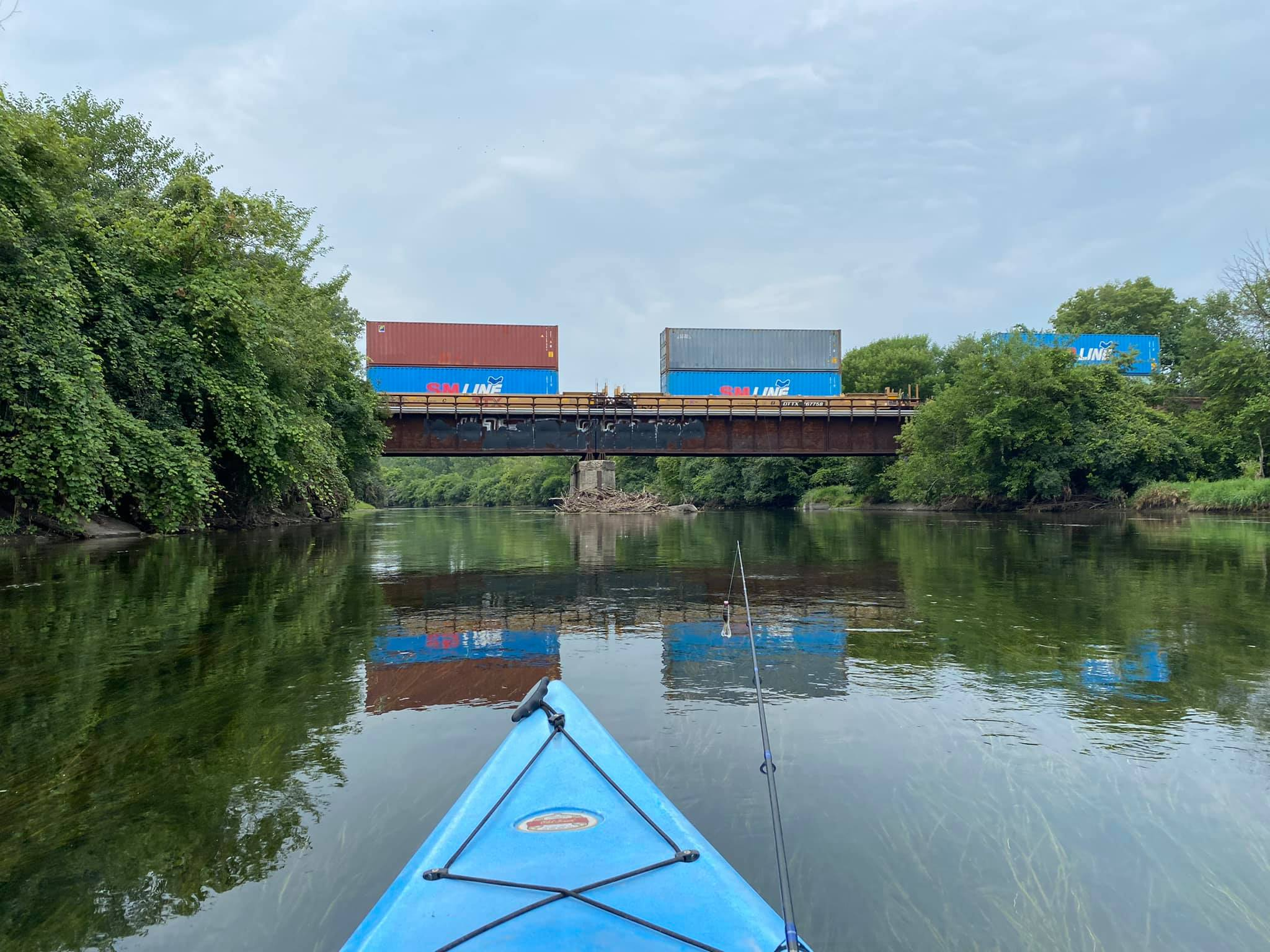 Keep the DuPage River Public!