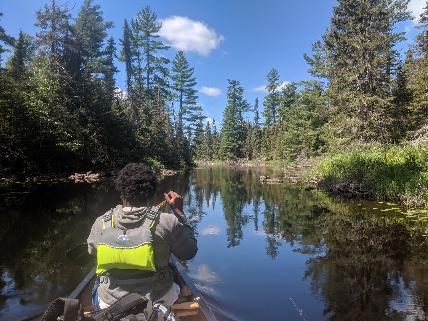 Support the Boundary Waters