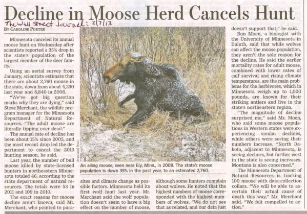 moose decline