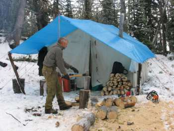 Scott elk camp