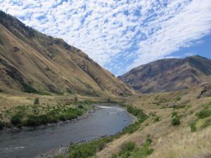 Snake River near Joseph
