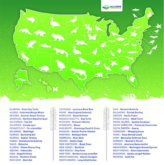Recovering America's Wildlife Act - Backcountry Hunters and