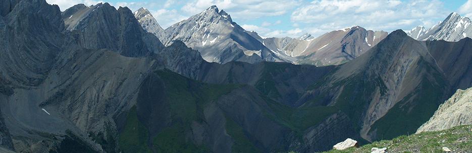 Alberta's Bighorn Country