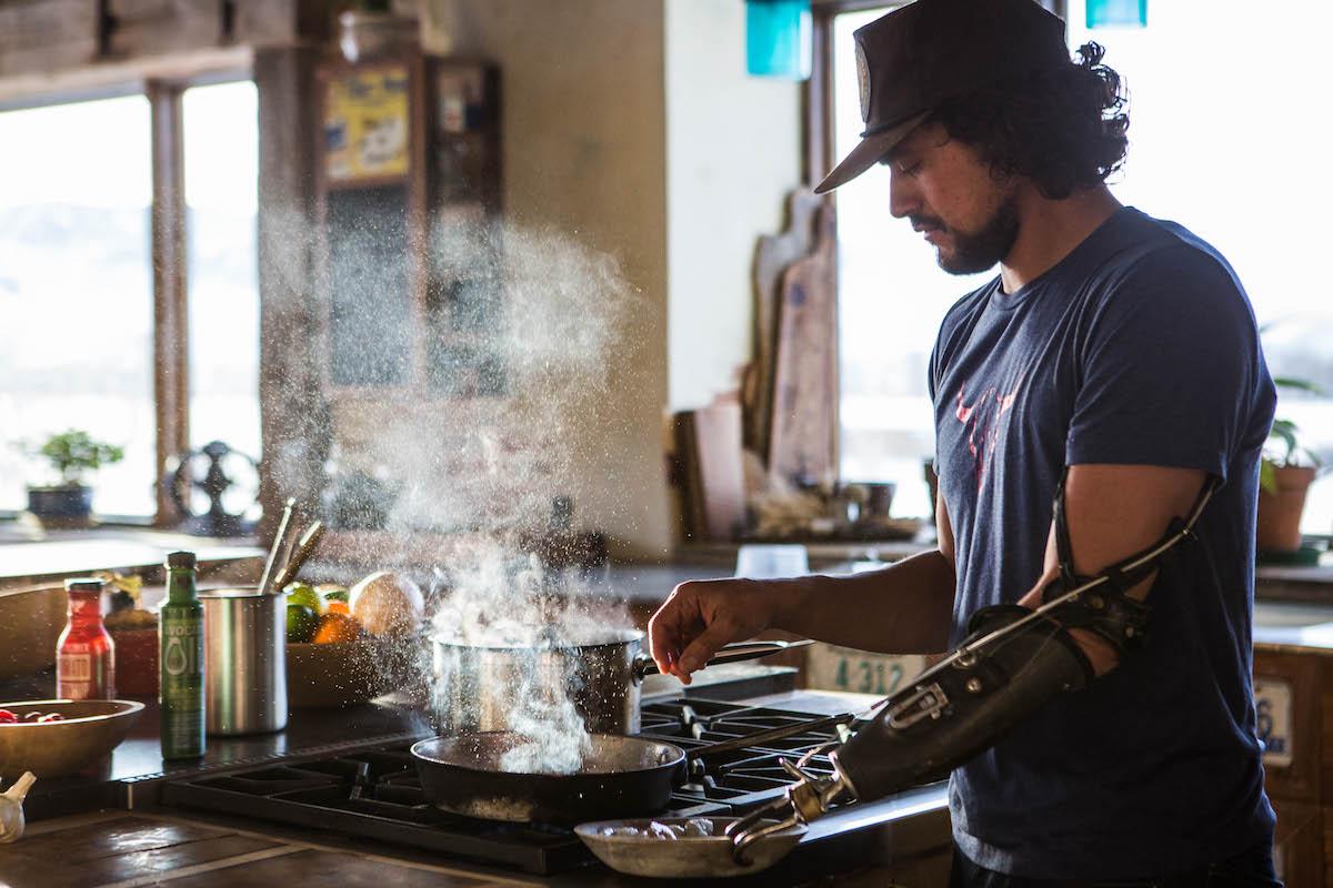 Cook with Eduardo Garcia