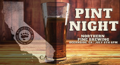 northern pine pint night