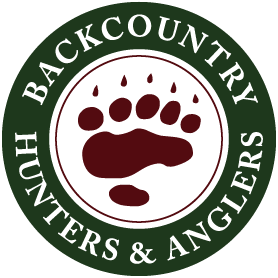 Image result for backcountry hunters and anglers