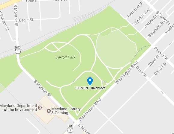 FIGMENT Baltimore - Carroll Park