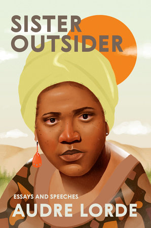 """Book cover image of """"Sister Outsider"""" by Audre Lorde."""