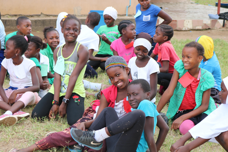 Students_watching_Athletics_Day.JPG