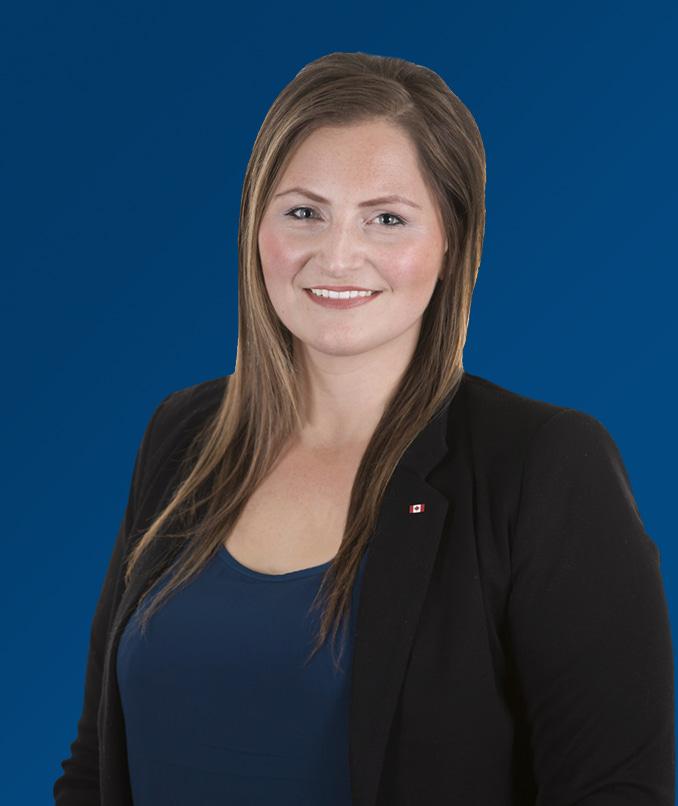Rosemarie Falk for Battlefords Lloydminster