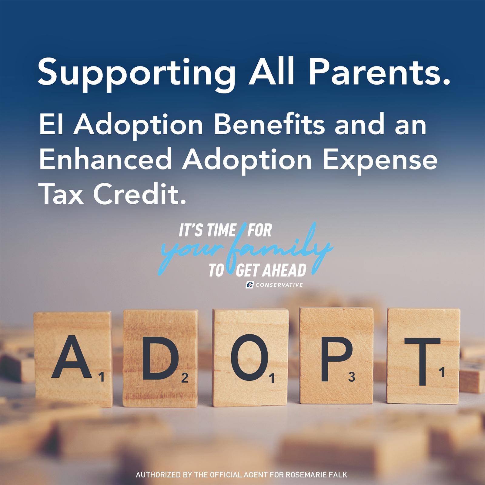 Introducing EI adoption leave benefits