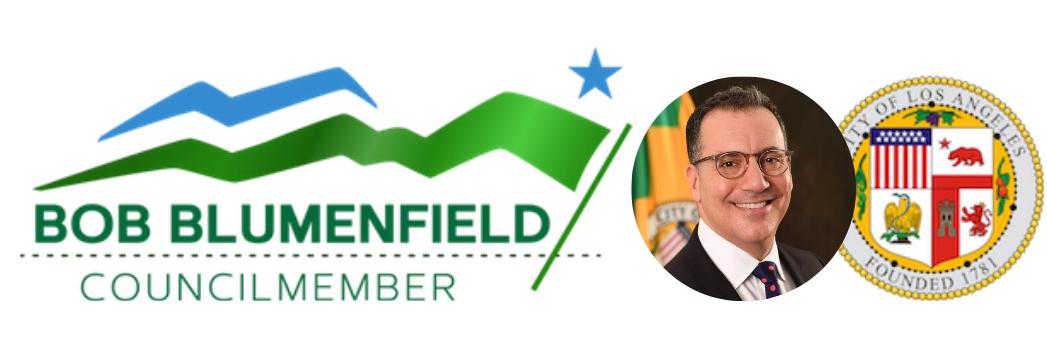 Councilmember Bob Blumenfield - Council District 3
