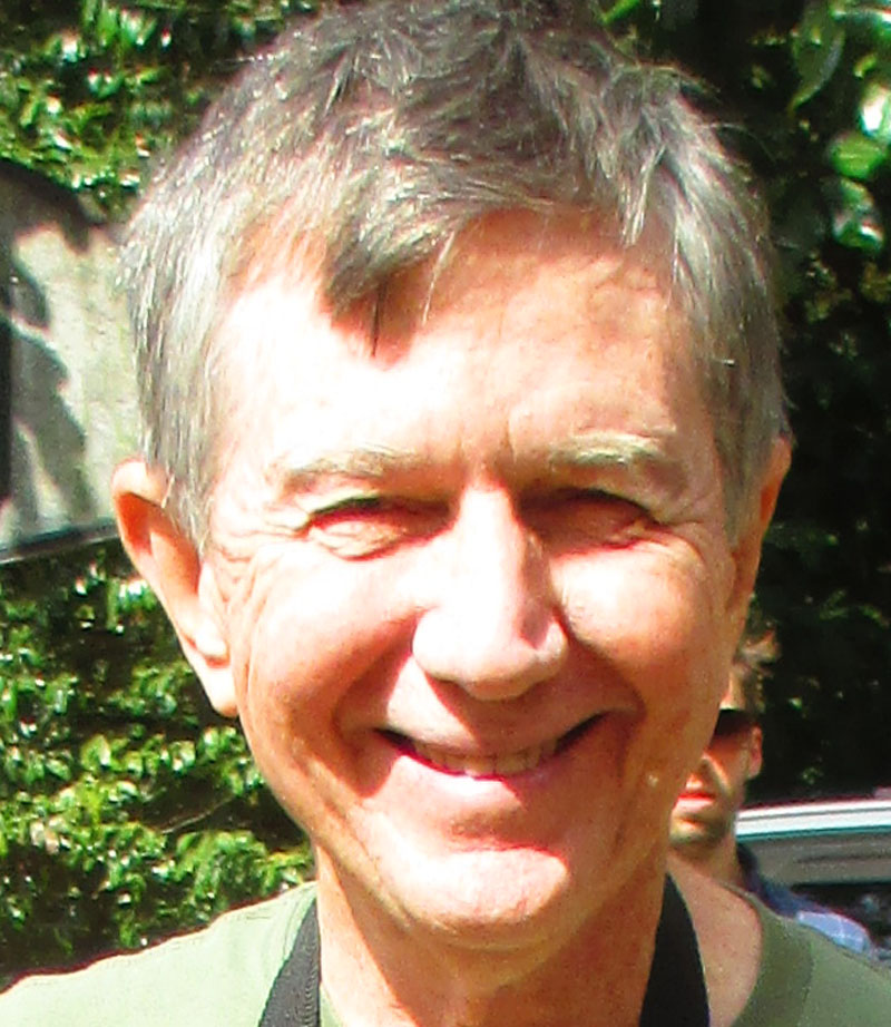 Bill Bozarth headshot