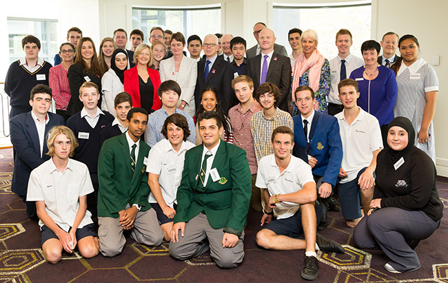 Business Council of Australia and Foundation for Young Australians Memorandum of Understanding