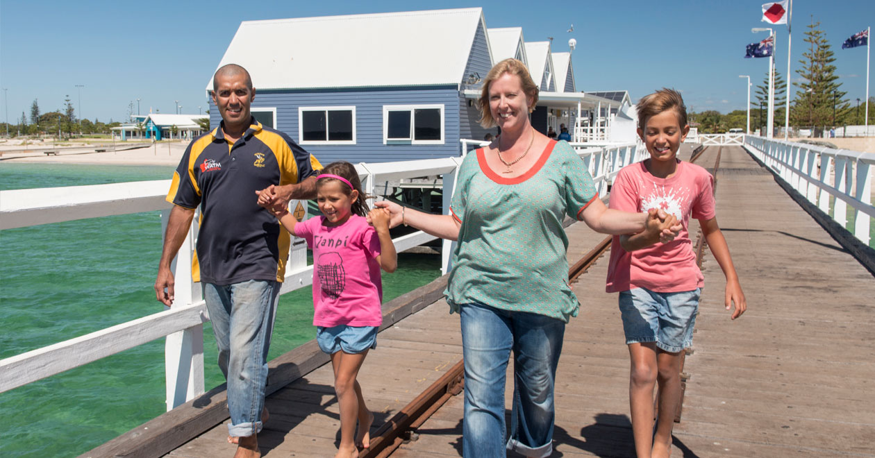 Families embrace booming Busselton Meta Image