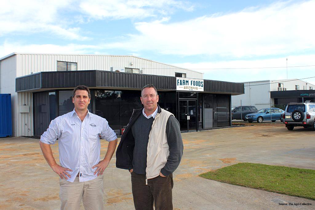 Farm Foods ramping up export operations in Geelong Meta Image
