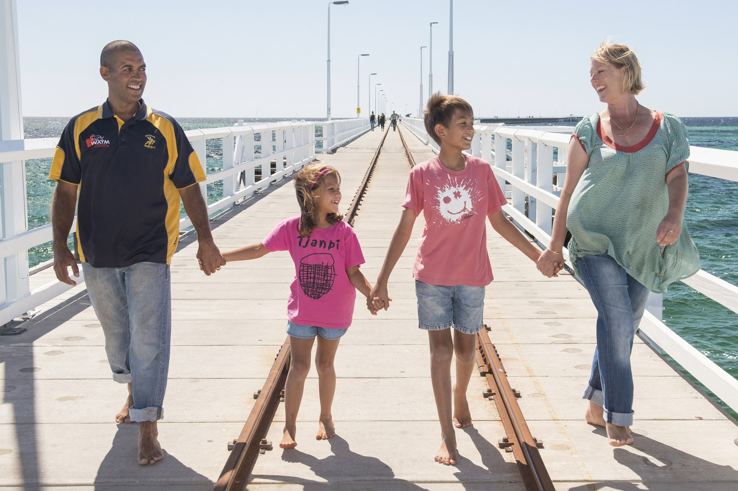 Families Embrace Booming Busselton