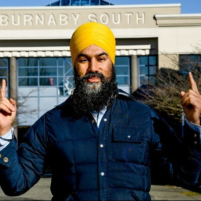 Profile picture for Jagmeet Singh