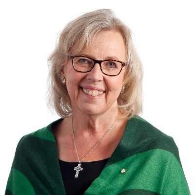 Profile picture for Elizabeth May