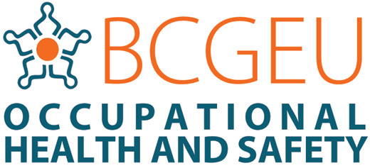 occupational health safety ohs bcgeu bc government and