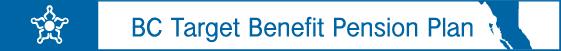 BC Target Benefit Pension Plan