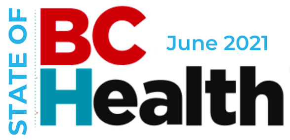 State of BC Health June 2021