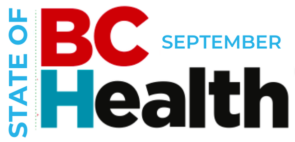 State of BC Health July 2021