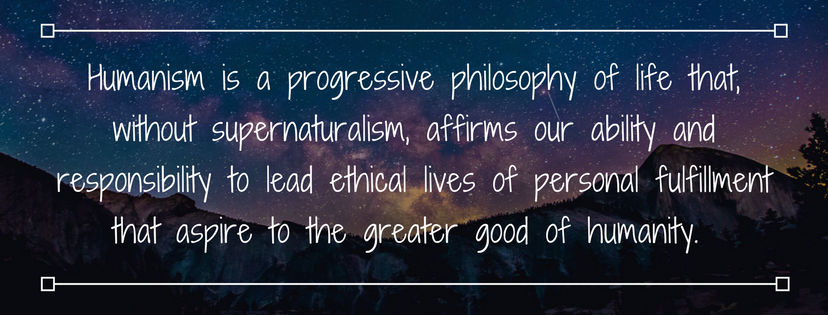 American Humanist Association definition of Humanism