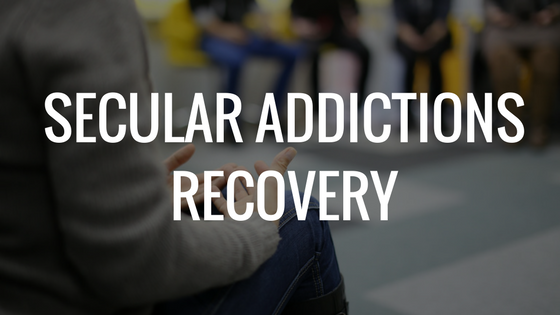 Secular addictions recovery