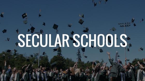 Secular Schools