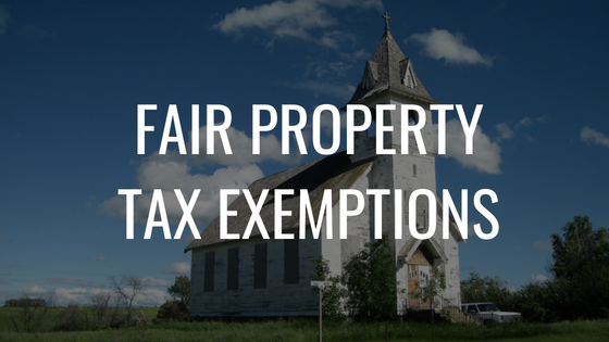 Fair Property Tax Exemptions