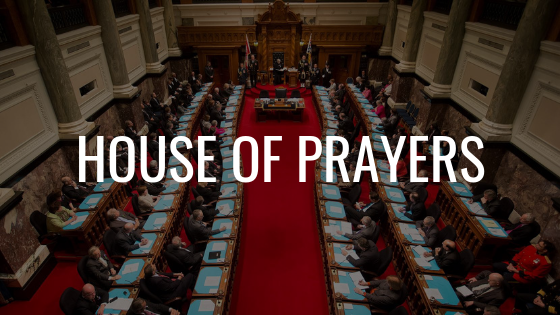 End Legislature Prayers