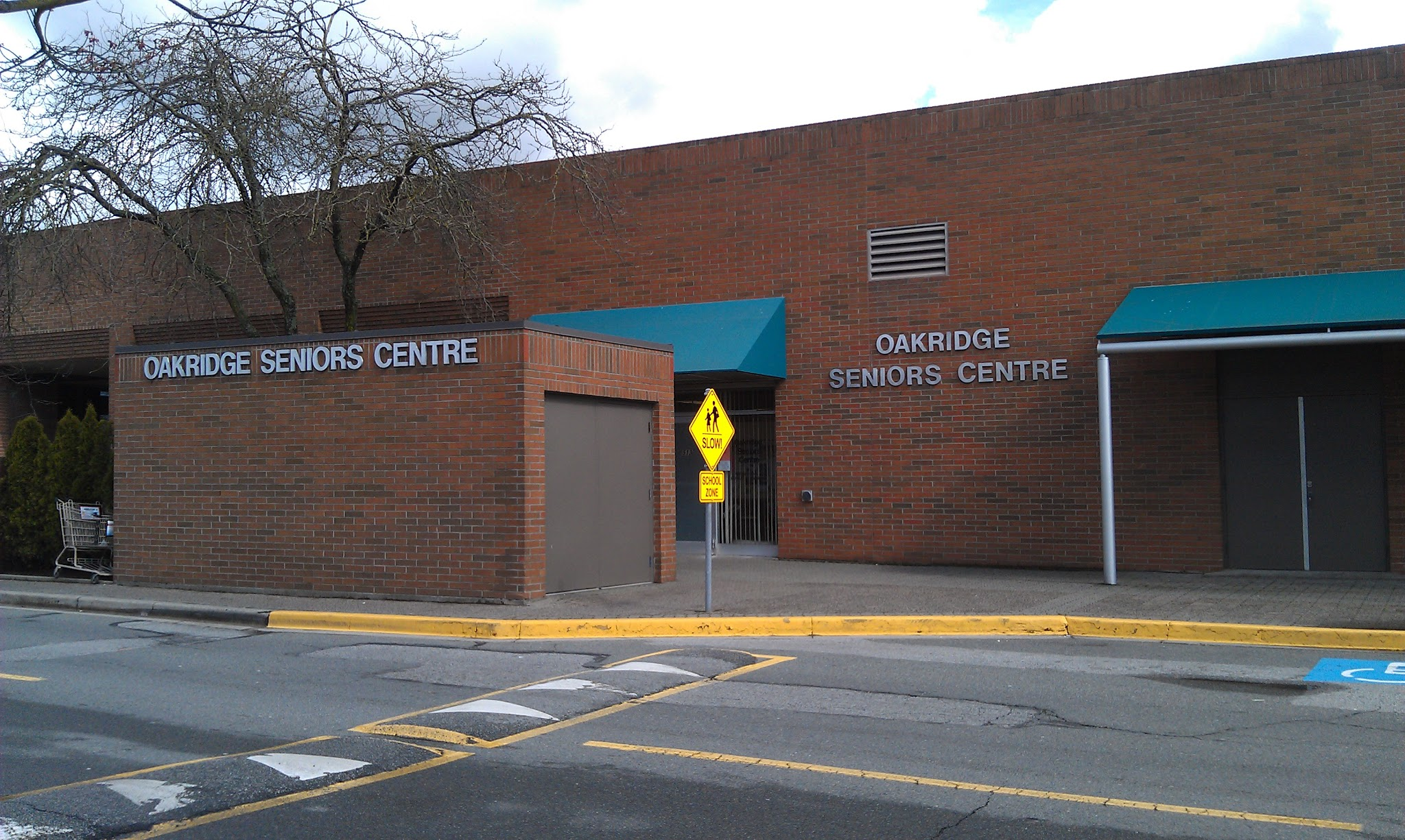 Oakridge Seniors' Centre