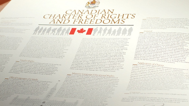 Canadian charter of rights and freedoms and homosexuality