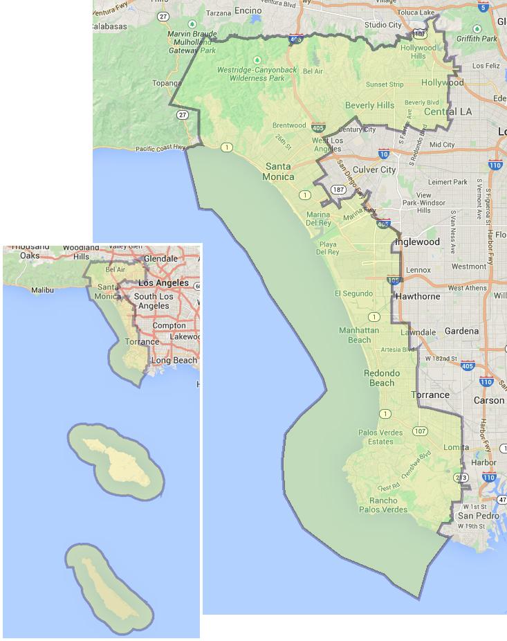 California State Senate District 26