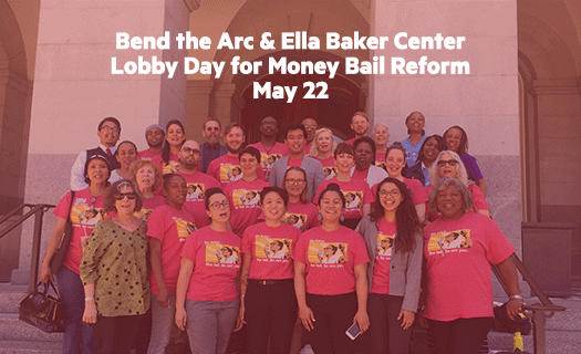 Bend The Arc & The Ella Baker Centre