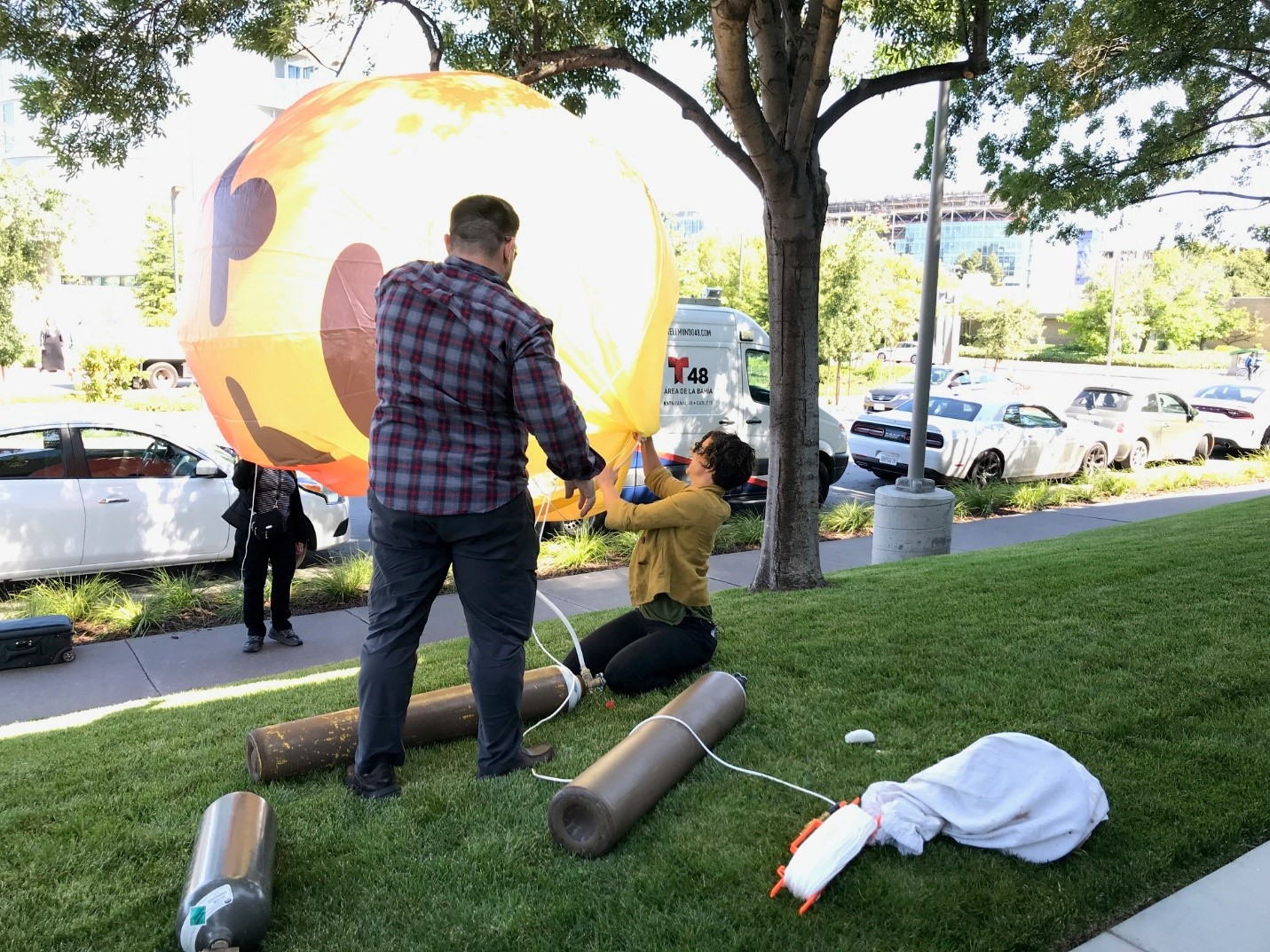 "Inflating the ""Angry Emoji."
