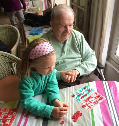 Intergenerational bénévoles