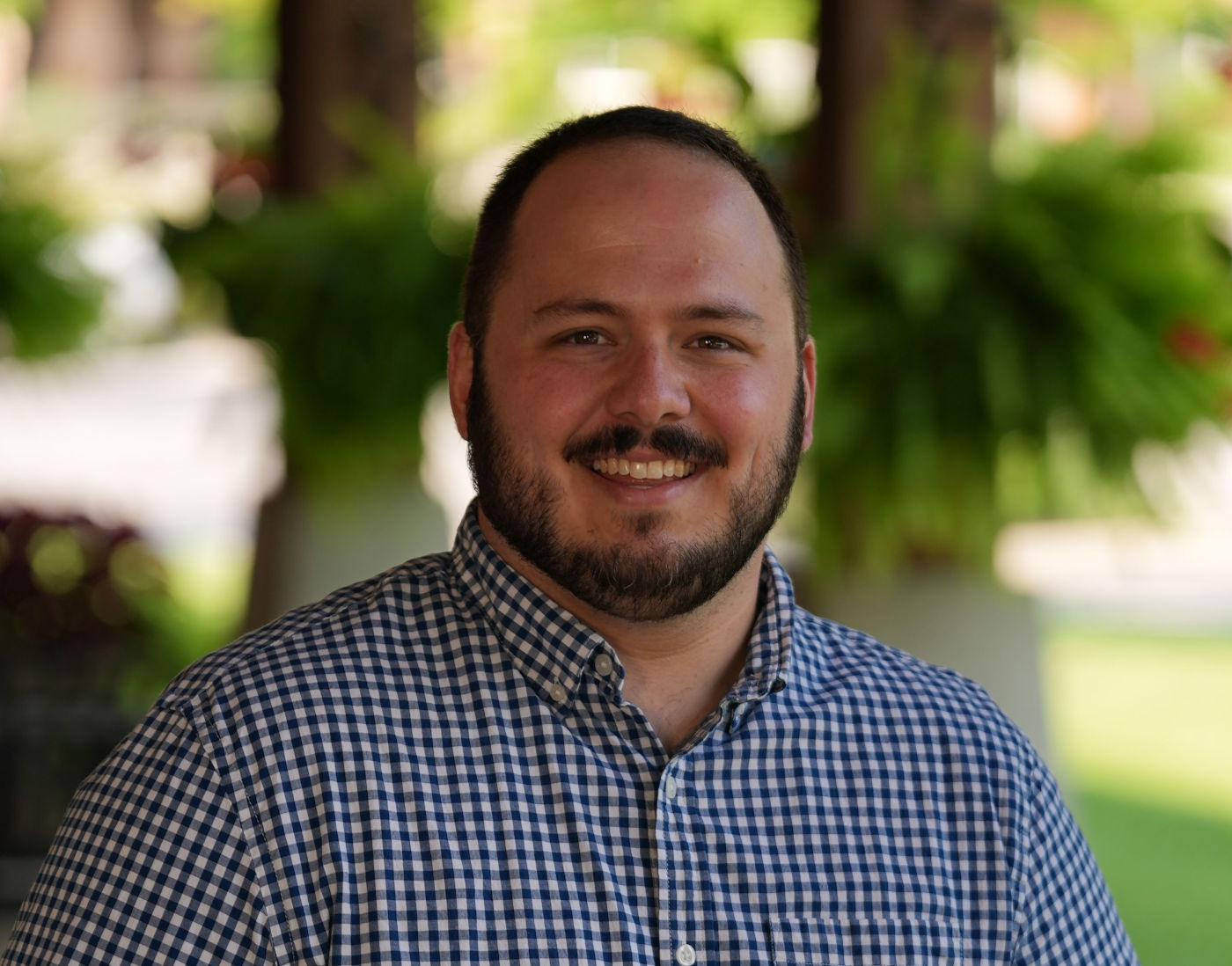 Ben Chociej, candidate for Mission City Council
