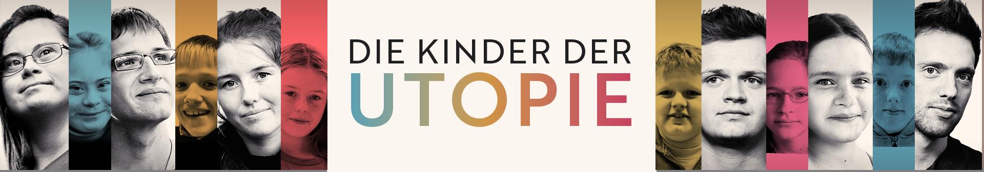 DIE KINDER DER UTOPIE banner