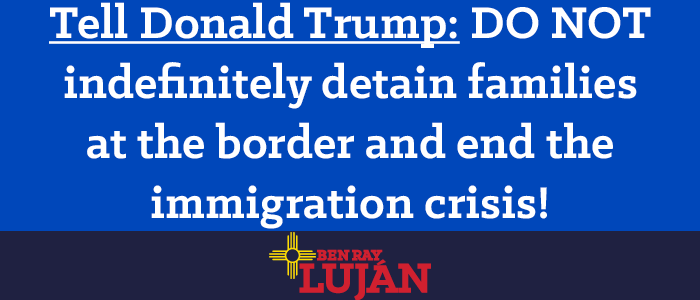 End the immigration crisis