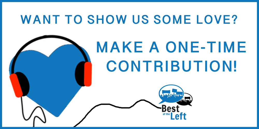 Want to Show Us Some Love? Make A One Time Contribution!