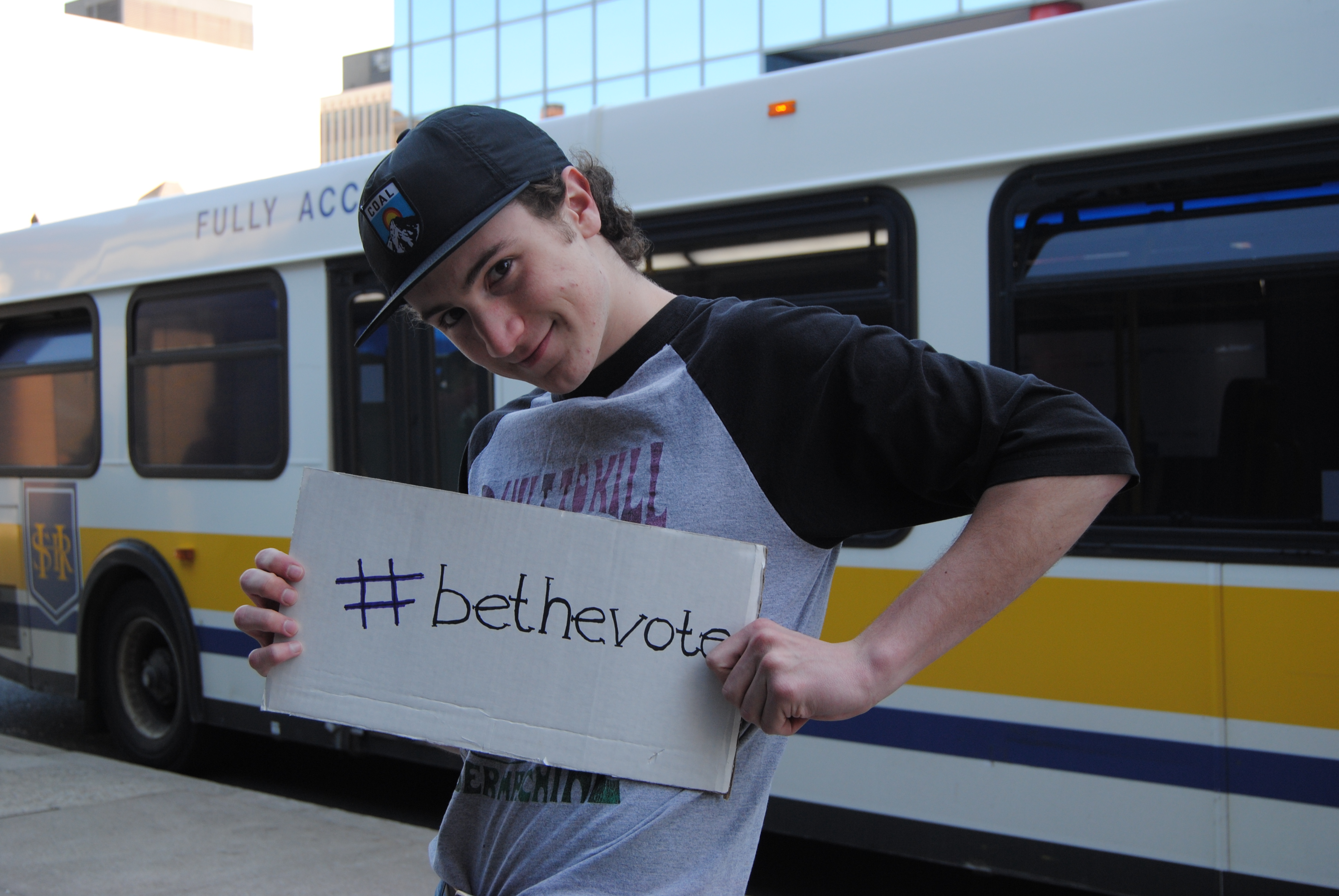 humans of be the vote aidan taylor