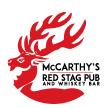 Red Stag Pub Logo