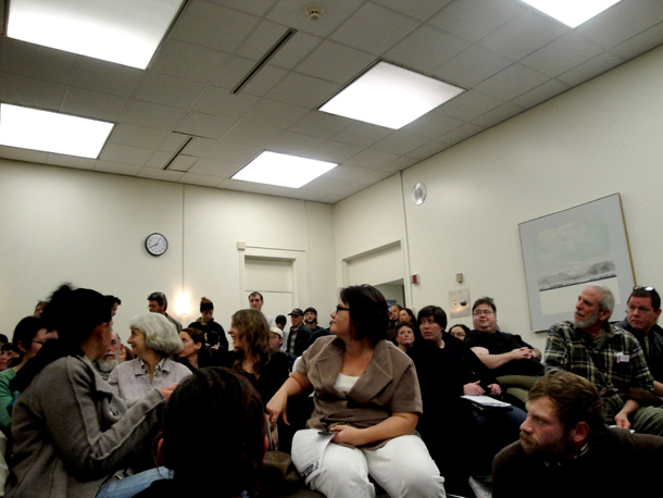 The Crowd from Our First Meeting