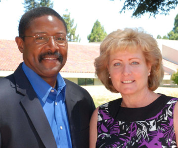 Debi and Bill Davis