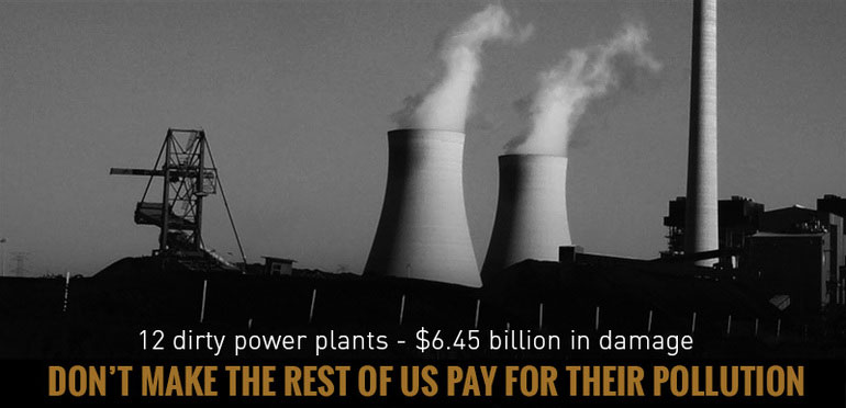 EXPOSED: How our twelve worst-polluting power plants are taking Australia for a ride