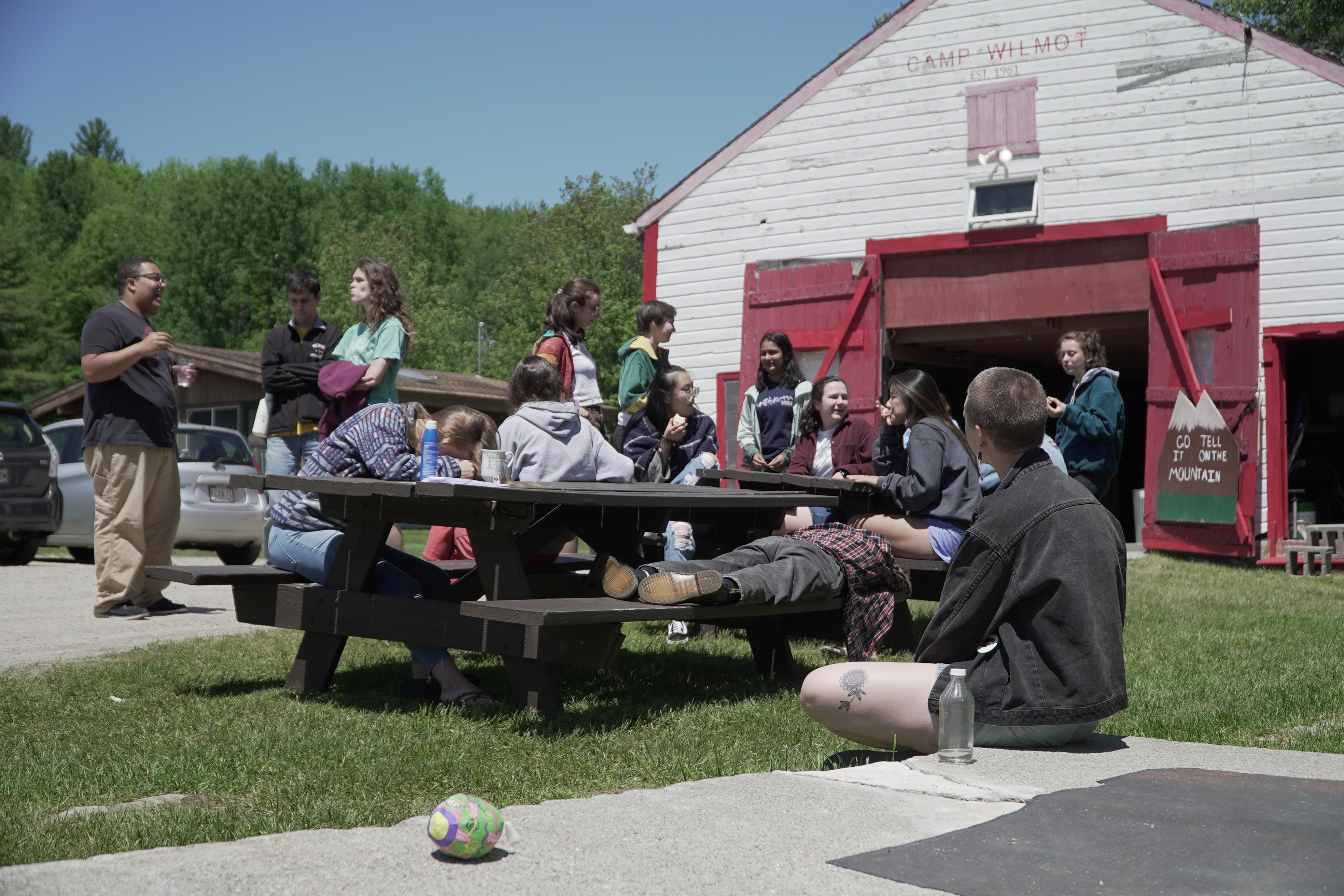 2019 June Retreat at Camp Wilmot